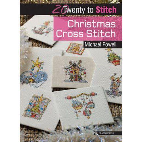 Christmas Cross Stitch, Twenty to Make Series, Search Press