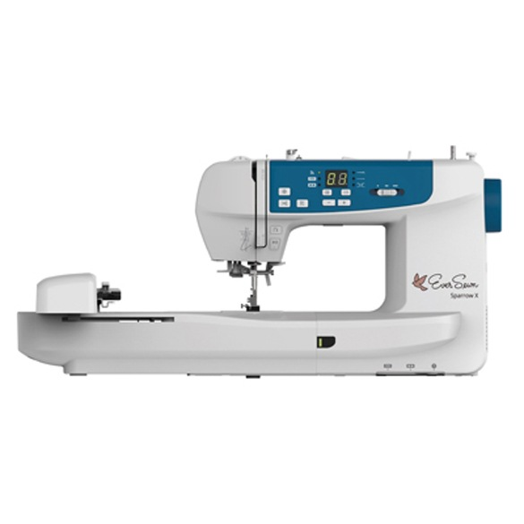 Eversewn Sparrow X Computerized Sewing And Embroidery Machine