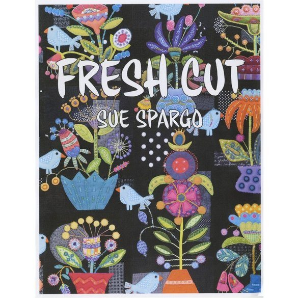 Fresh Cut Quilt Book