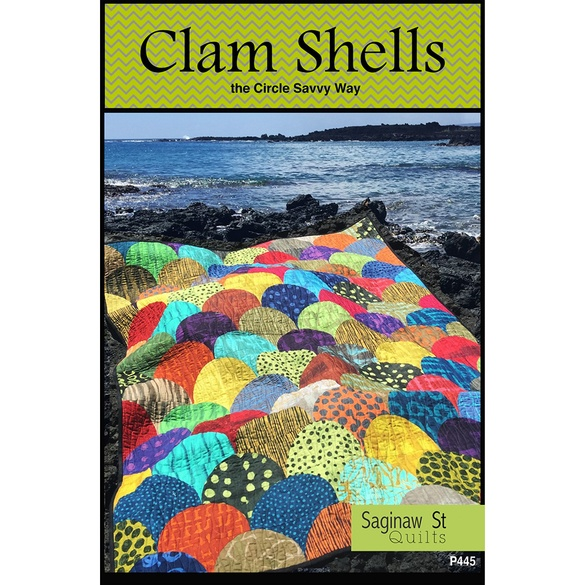 Clam Shells Quilt Pattern