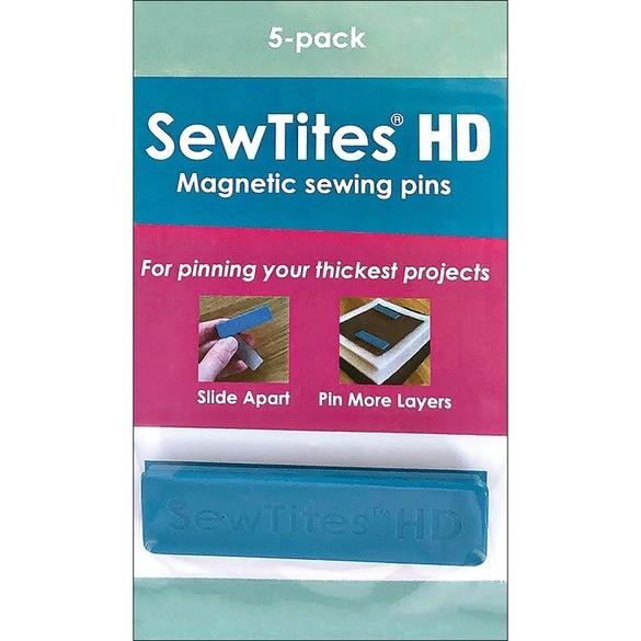 SewTites Heavy Duty Magnetic Pins - 5pk