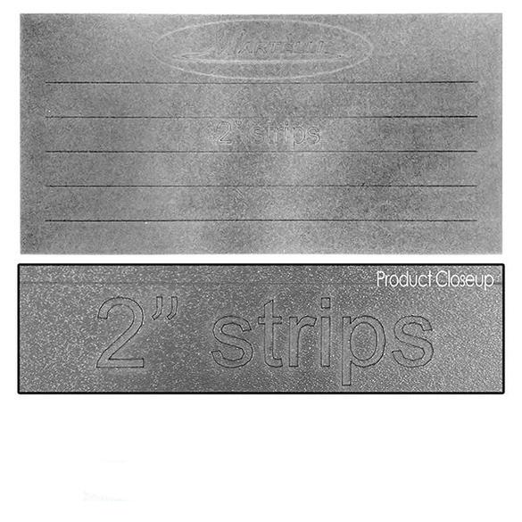 Martelli No-Slip Strip Rulers