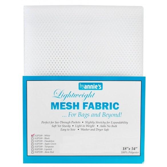 """Annie's Lightweight Mesh Fabric - 18"""" x 54"""""""