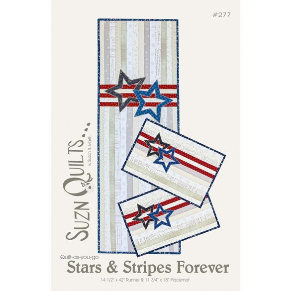 Stars and Stripes Forever Pattern