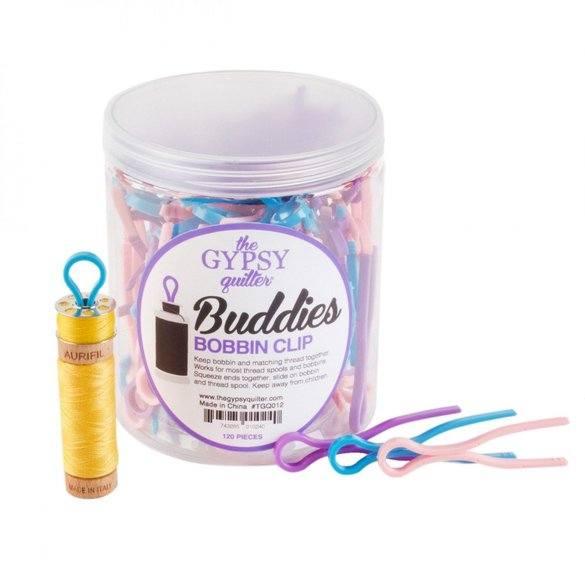Bobbin Buddies (120pc) - The Gypsy Quilter