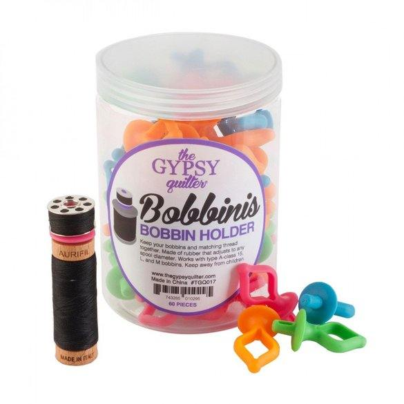 Bobbinis (60pk), Gypsy Quilter