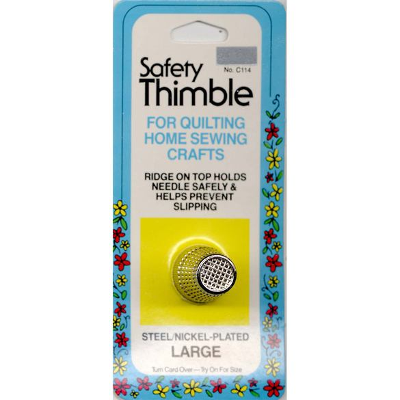 Safety Thimble, Collins