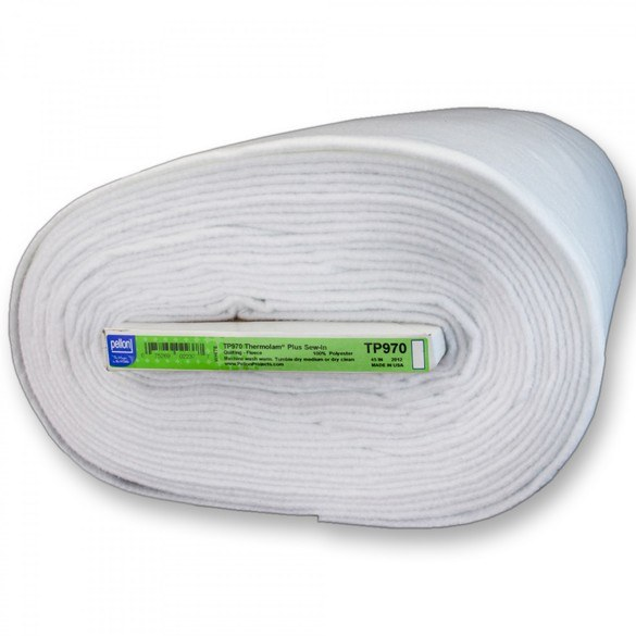 Pellon Thermolam Plus Sew-In Heavyweight Fleece - 45in by 20yds