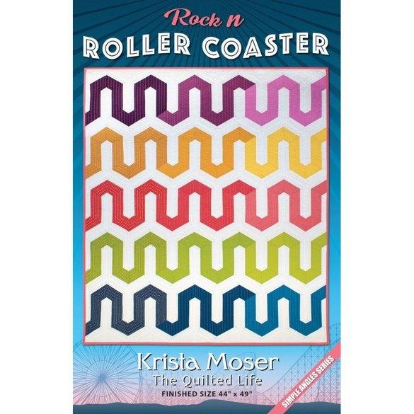 Rock N Roller Coaster Quilt Pattern