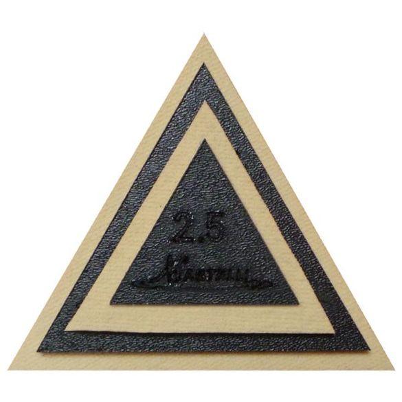 Martelli Triangle Template Sets