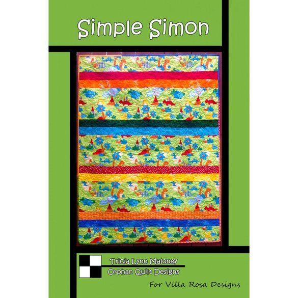 Simple Simon Quilt Pattern