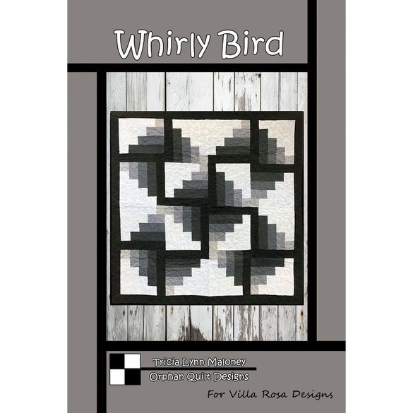 Whirly Bird Quilt Pattern