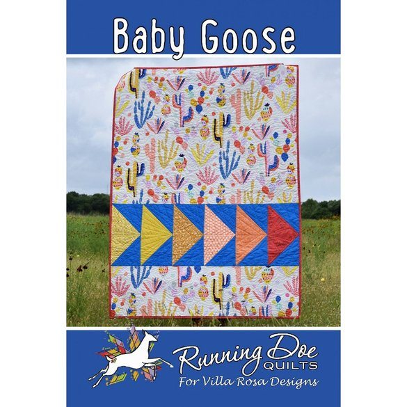 Baby Goose Quilt Pattern