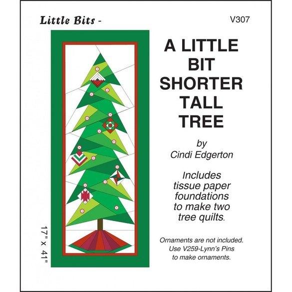 A Little Bit Shorter - Tall Trim the Tree Pattern
