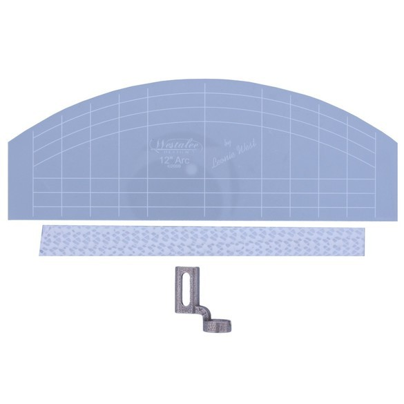 Ruler Foot w/ 4.5mm Template, High Shank Special