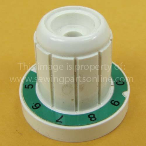 Tension Dial (Green), Brother #X75910-003