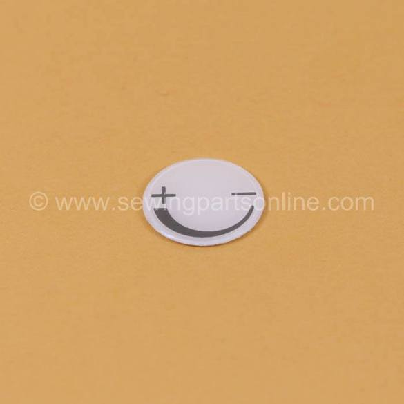 Lower Knife, Dial Seal, Brother #X77124-001