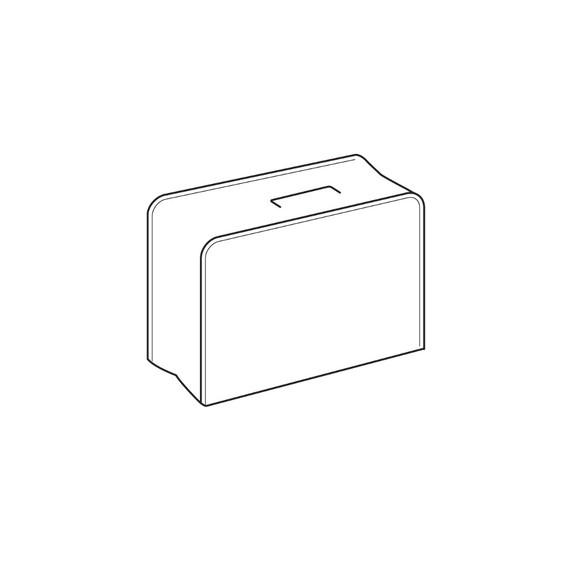 Sewing Machine Cover, Brother #XA0917054