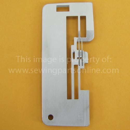 Needle Plate, Brother, Viking #XB0020-001