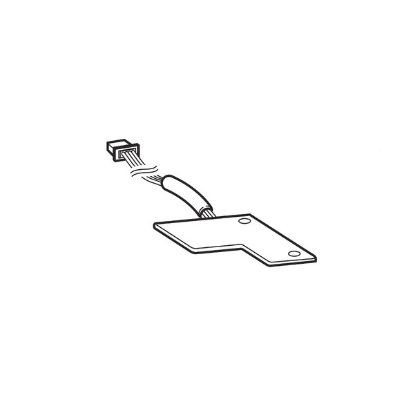 PCB Assembly NP Sensor, Brother #XC1553251