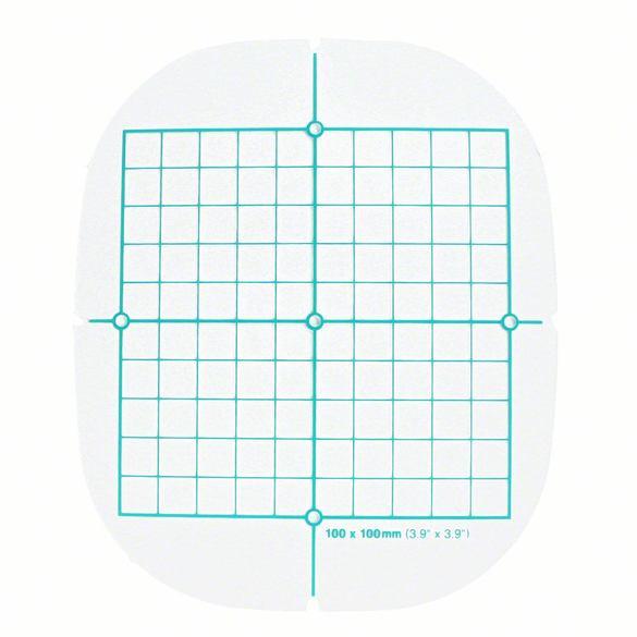 100X100 Hoop Grid, Brother #XC5759051