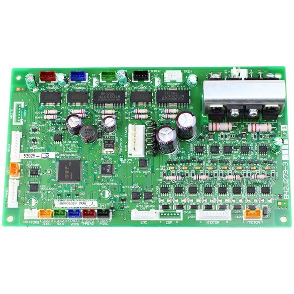 Main PC Board, Babylock, Brother #XC7396151