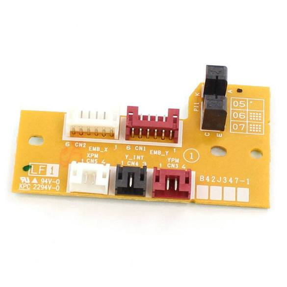 Embroidery Relay PC Board, Babylock, Brother #XD0422051