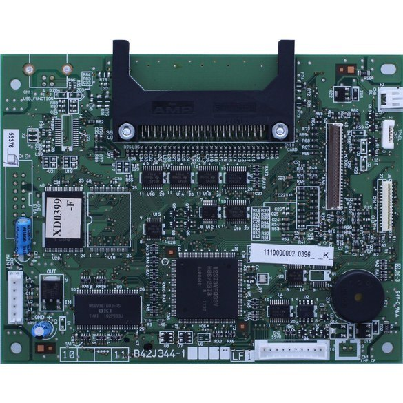 Main PC Board Assembly, Brother #XD0831051