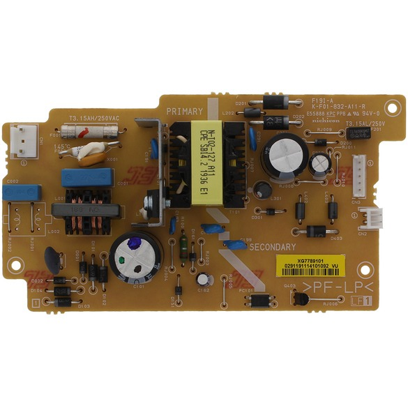 Power PCB Supply Assembly, Brother #XE1850001