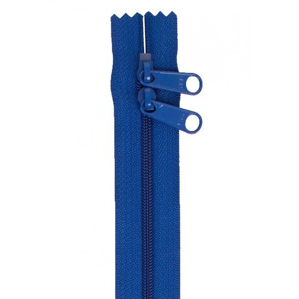 30in Double Handbag Zipper