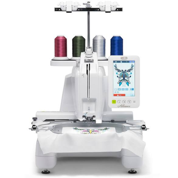 Babylock BNAL Alliance Embroidery Machine
