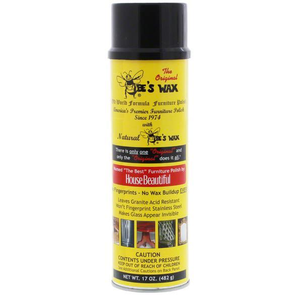 The Original Bee's Wax Polish 17oz