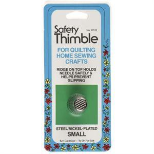 Safety Thimble, Collins (Small) #TH112