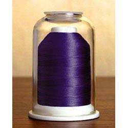 1256-1000m Pale Blue Hemingworth Machine Embroidery Thread