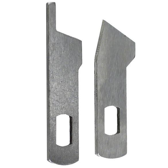 Upper and Lower Knife Set, Bernette