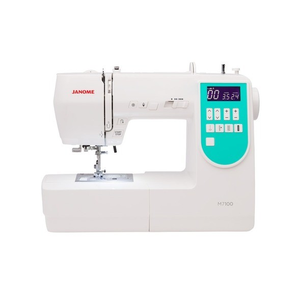 Janome M7100 Computerized Sewing Machine