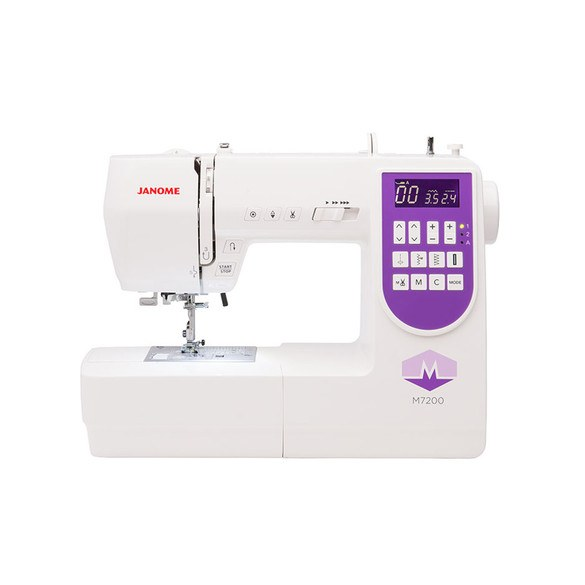 Janome M7200  Computerized Sewing and Quilting Machine