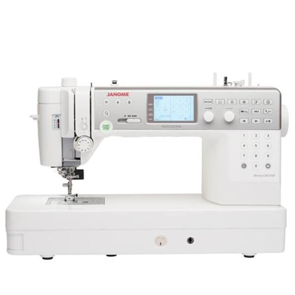 Janome Memory Craft MC6700P Sewing and Quilting Machine