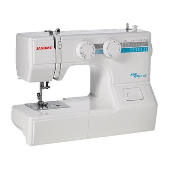 Janome MS100 My Style 100 Mechanical Sewing Machine