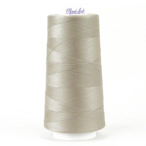 Maxi Lock Serger Thread - Beige (3,000yds)