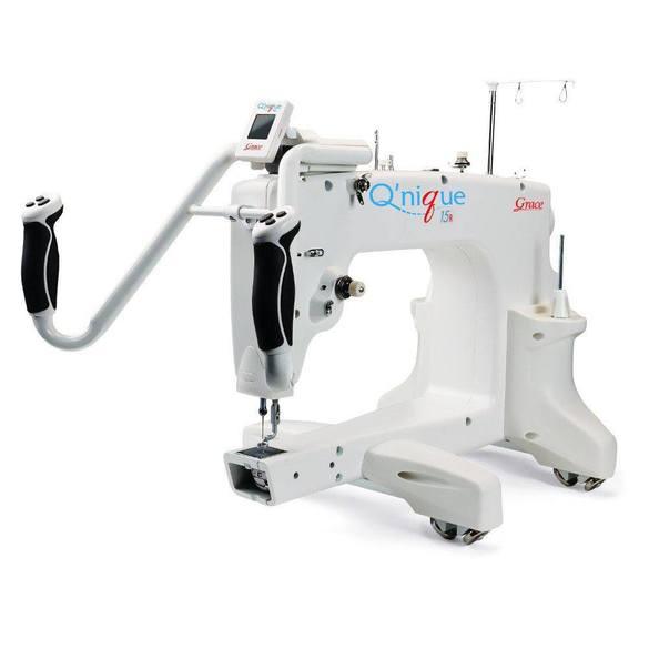 Q'nique 15R Midarm Quilting Machine