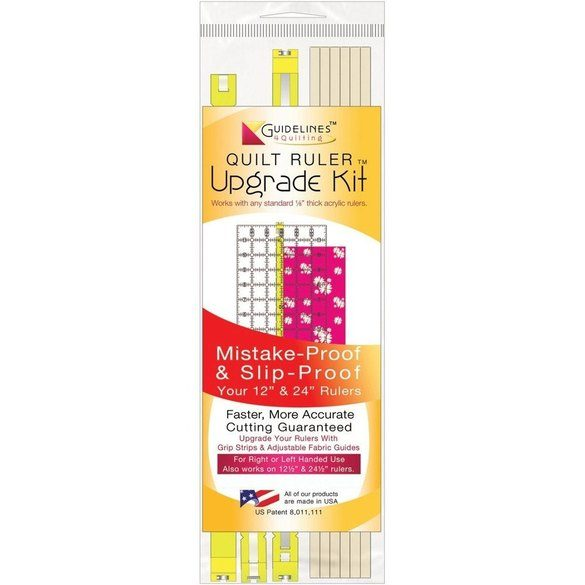 Guidelines 4 Quilting, Quilt Ruler Upgrade Kit