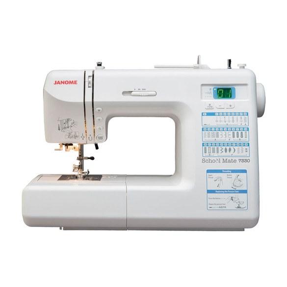 Janome Schoolmate S-7330 Computerized Sewing Machine
