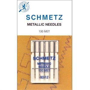 Metallic Needles, Schmetz (5 Pack)