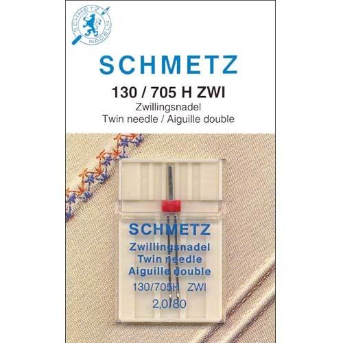 Twin Needle, Schmetz (1 pk)