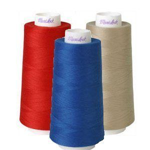 Maxi-Lock Stretch - Textured Nylon Serger Thread (35 Colors Available) (2,000yds)