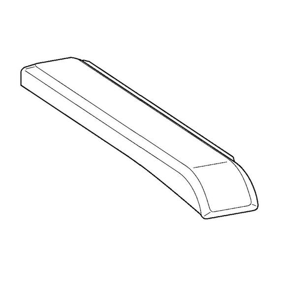X Carriage Cover, Brother #XA9695002