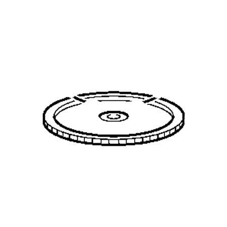 X Drive Pulley B, Brother #XC3190050