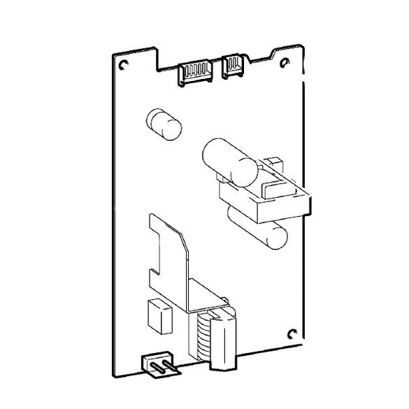 Power PCB Supply Assembly 230V, Brother #XE4293001