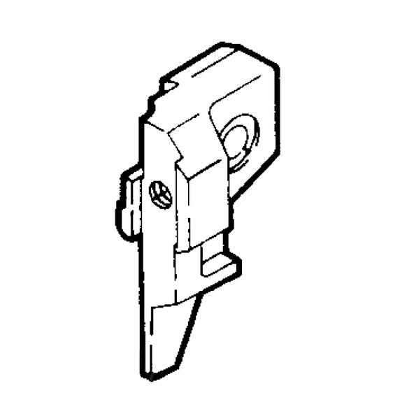 Upper Knife Clamp S32, Pegasus  #PEG179713-050